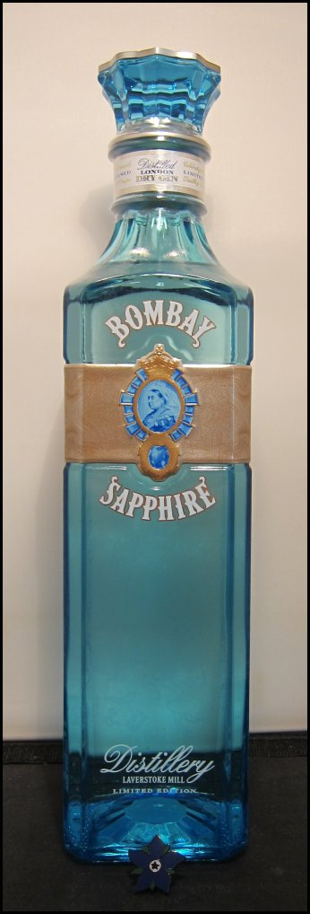 Bombay Sapphire Laverstoke Mill Edition
